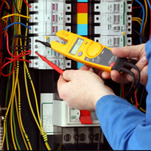 electrician in mansfield electrical-testing