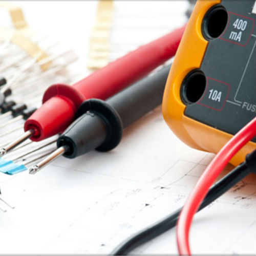 electrician in mansfield testing